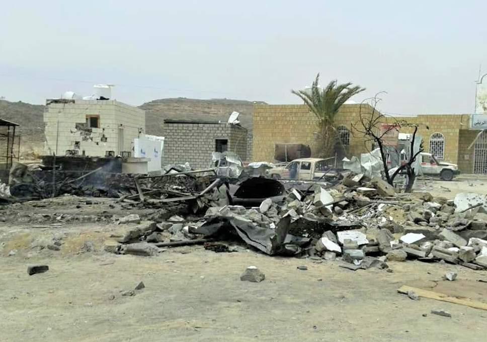 พันธมิตรอาหรับโจมตีโดนโรงพยาบาลในเยเมน ตายอย่างน้อย 7 ราย