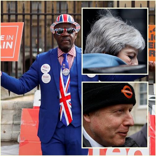 """In Clips : """"บอริส จอห์นสัน"""" อดีตรมว.ต่างประเทศผู้ดี เรียกข้อตกลง BREXIT """"ตายแล้ว""""  แต่นายกฯอังกฤษเตรียมเข็นเข้าสภาให้โหวตใหม่รอบ 3 พรุ่งนี้"""
