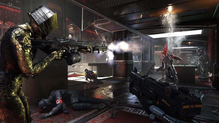 """Wolfenstein: Youngblood"" พิเศษลูกค้า Deluxe ชวนบัดดี้เล่นฟรีหนึ่งคน"