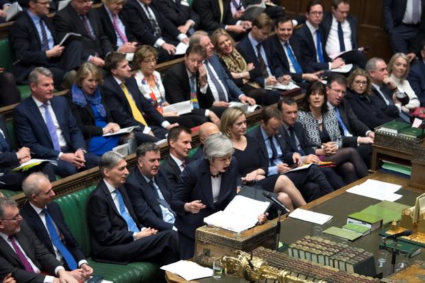ประธานสภาอังกฤษเห็นชอบจัดโหวตข้อตกลงเบร็กซิตรอบ3วันศุกร์