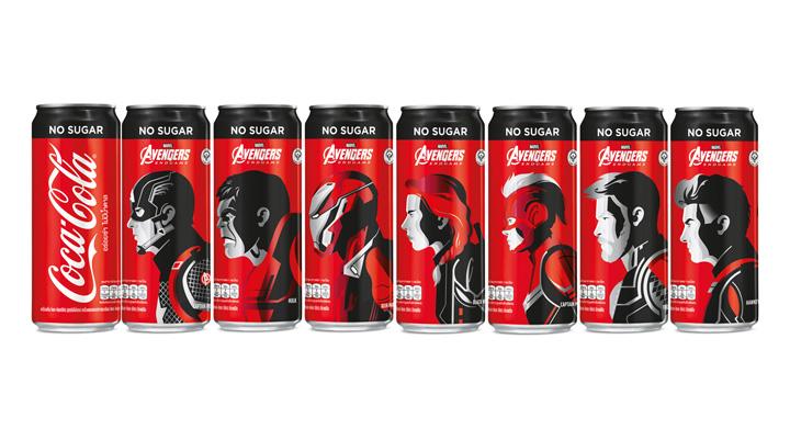 Avengers Endgame x Coca-Cola ปลุกพลังฮีโร่ในตัวคุณ เตรียมตัวพบเอ็กซ์คลูซีฟบ็อกซ์เซ็ตสำหรับแฟนพันธุ์แท้ Marvel เท่านั้น