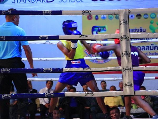 เริ่มแล้วแข่งขันมวยไทย-มวยสากลสมัครเล่น กีฬาสมานฉันท์ 5 จังหวัดชายแดนภาคใต้