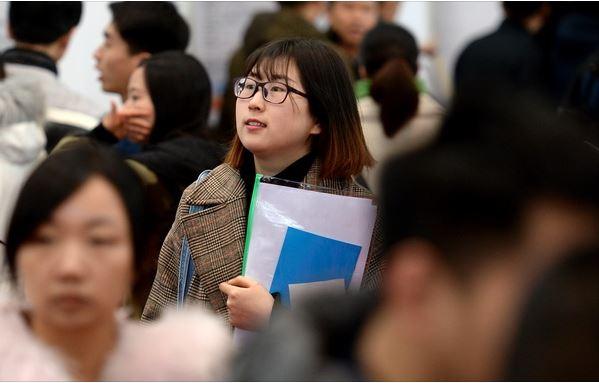 นักศึกษาแห่เรียนต่อต่างประเทศเกินครึ่งล้าน (ภาพซินหวา สื่อทางการจีน)