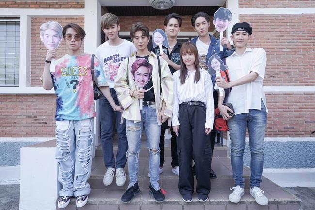 Great Men Academy  มอบทุน 1,000,000 บาท ให้กับมูลนิธิเด็กโสสะแห่งประเทศไทย ในพระบรมราชินูปถัมภ์
