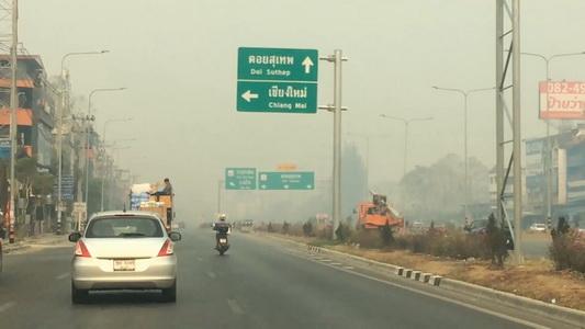 หนักได้อีก!เชียงใหม่เผชิญต่อเนื่องวิกฤติหมอกควันค่ามลพิษอากาศพุ่งครองแชมป์โลกซ้ำ-PM2.5เกินหลายเท่าตัว