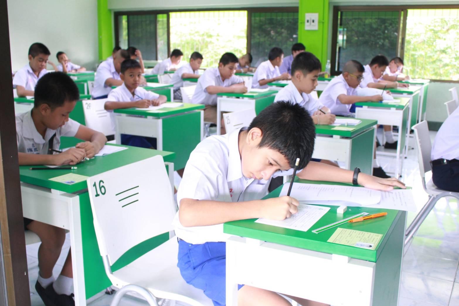 10 อันดับโรงเรียนดังใน กทม.แห่สมัครสอบเข้า ม.1 สูงสุด