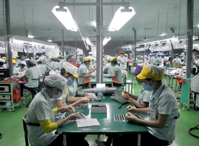 ตลาดสมาร์ทโฟนซบเซาทำเศรษฐกิจเวียดนามไตรมาสแรกชะลอตัว