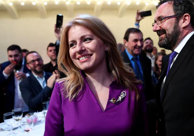 สโลวาเกียได้ประธานาธิบดีหญิงคนแรก สะท้อนการเมืองพลิกโฉม-คนเอือมทุจริต