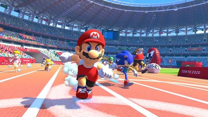 """เซก้าเปิดตัว 4 วีดีโอเกม """"โอลิมปิก"""" ต้อนรับการแข่งโตเกียวปี 2020"""