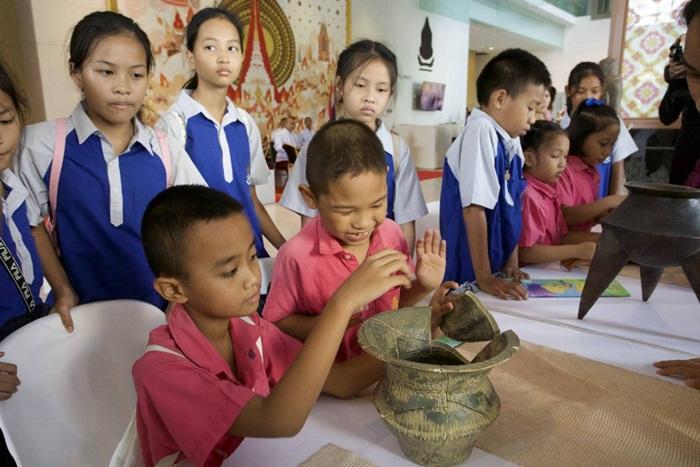 เทิดพระเกียรติสมเด็จพระเทพฯ วธ.จัดกิจกรรมวันอนุรักษ์มรดกไทย