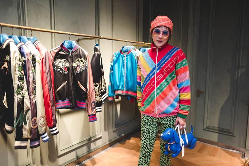 Gucci เปิดบริการ DIY ณ สยามพารากอน