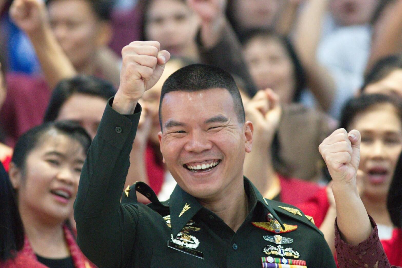"""""""หมอภาคย์"""" โพสต์อยากเห็นคนไทยรักกัน ระบุ เริ่มต้นจากความรักแล้วสิ่งดีๆจะเกิดขึ้น"""