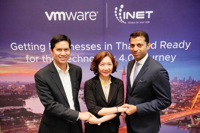 วีเอ็มแวร์ จับมือ ไอเน็ตส่งบริการ HCX รับเทรนด์มัลติคลาวด์