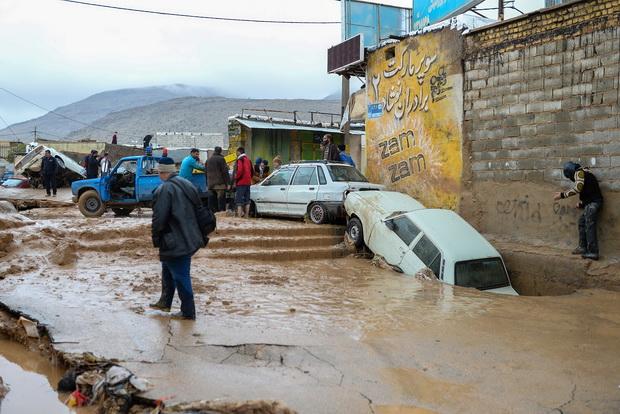 อิหร่านสั่งอพยพ70หมู่บ้านเสี่ยงจมใต้บาดาล โวยสหรัฐฯปิดกั้นความช่วยเหลือมนุษยธรรม