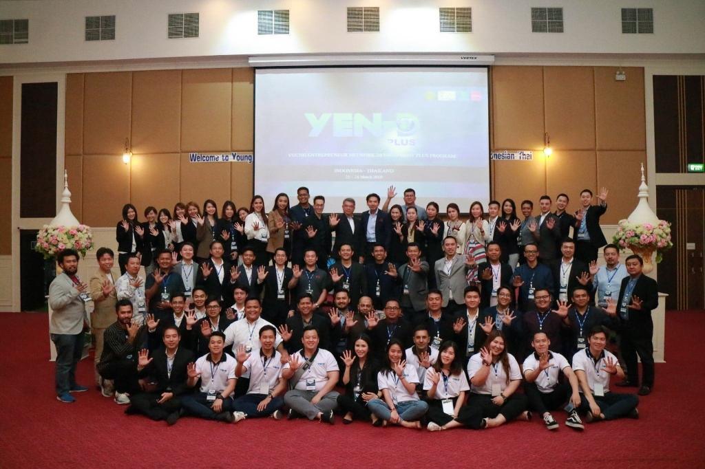 YEN-D รุ่นไทย-อินโดฯ สุดฮอต เจอกันครั้งแรก ตกลงทำธุรกิจทันที 2 คู่