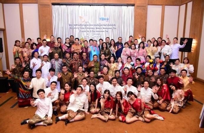 พาณิชย์ ปลื้ม YEN-D รุ่นไทย-อินโดฯ ครั้งแรกสำเร็จเกินคาด เผยดีลธุรกิจร่วมกัน 2 โครงการ