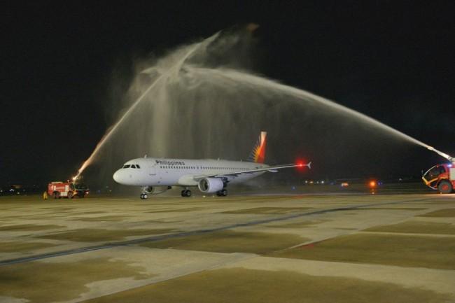 กัมพูชาต้อนรับอบอุ่นสายการบินฟิลิปปินส์เปิดบินตรงสู่กรุงพนมเปญ