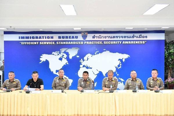 สตม.จับแร็ปเปอร์ดังชาวมองโกเลีย ตั้งแก๊งล่วงกระเป๋าในไทย