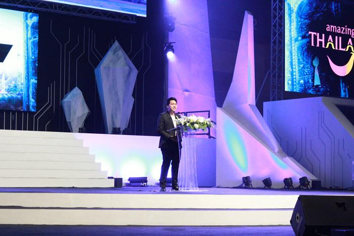 คุณกฤตย์ พัฒนเตชะ Head of Garena Online (Thailand) Co., Ltd.