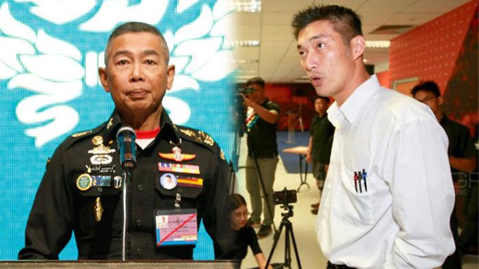 """สวนบิ๊กแดง! """"ธนาธร"""" ปัดซ้ายจัด แค่เรียกร้องให้ไทยเป็นสากล"""
