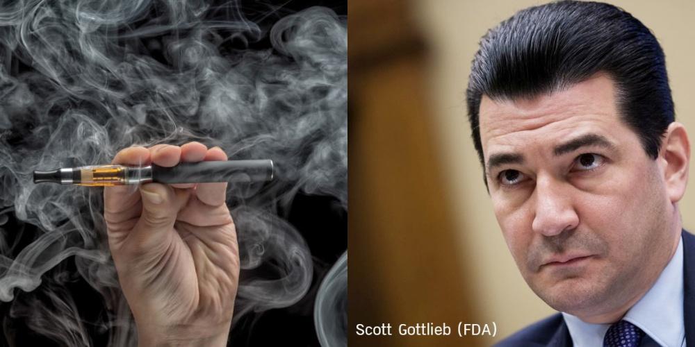 """เด็กมะกันหลายรายเกิดอาการ """"ลมชัก"""" หลังสูบบุหรี่ไฟฟ้า อย.สหรัฐฯ ชี้ มาจากพิษนิโคติน เร่งสอบสวนโรคแล้ว"""