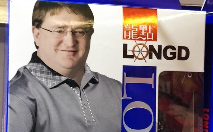 อาชีพใหม่! บอสใหญ่ Steam โผล่เป็นนายแบบขาย กกน. ในจีน