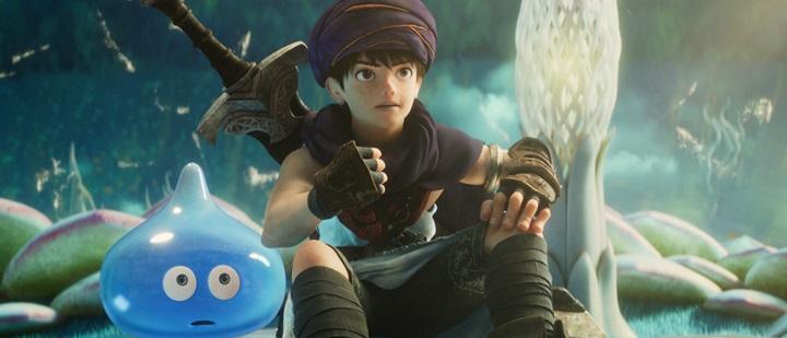 """เผยโฉมแรก """"Dragon Quest"""" ฉบับหนัง CG ฉายโรง"""
