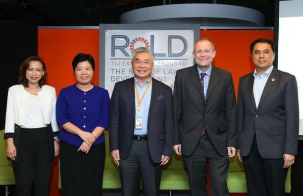 TIJ จัดอบรม RoLD 3 รวมผู้นำและผู้นำรุ่นใหม่มุ่งสร้างการพัฒนาที่ยั่งยืนตามเป้าหมาย UN