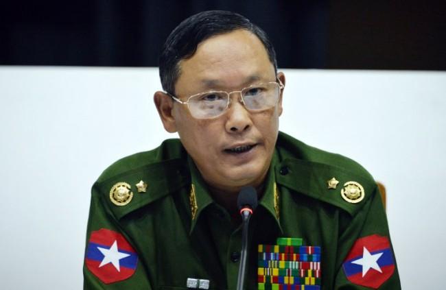 กองทัพพม่าระบุโรฮิงญา 6 รายถูกโจมตีทางอากาศดับเป็นผู้ก่อการร้าย