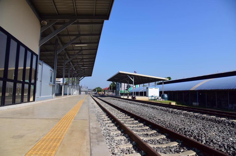 """พร้อมเปิด!22 เม.ย.รถไฟ เชื่อม """"อรัญฯ-ปอยเปต""""เชิญ""""บิ๊กตู่"""" และ""""ฮุน เซน""""ลั่นระฆัง"""