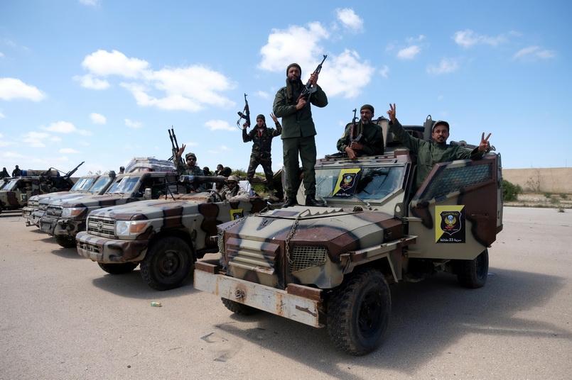 สหรัฐฯ เรียกร้อง 'กองทัพแห่งชาติลิเบีย' ยุติปฏิบัติการโจมตีเมืองหลวง