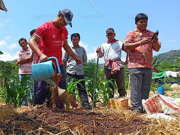 """""""สหกรณ์สตูล"""" จัดโครงการ ศพก.ประจำปี 2562 มุ่งลดต้นทุนอาชีพเสริมเกษตรกรสมาชิก"""