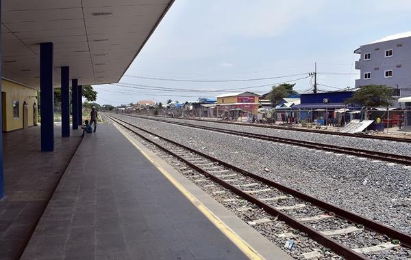พร้อมแล้ว..เส้นทางรถไฟสายประวัติศาสตร์ อรัญประเทศ-ปอยเปต  เปิด 22 เม.ย.นี้