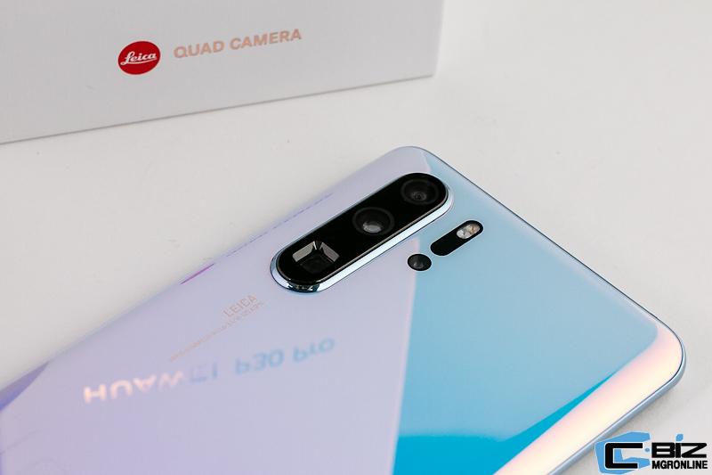 Review : Huawei P30 Pro ที่สุดของกล้องถ่ายภาพบนสมาร์ทโฟน