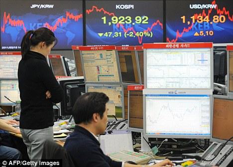 ตลาดหุ้นเอเชียปรับลงแดนลบ หลัง IMF หั่นคาดการณ์ศก.โลก-วิตกผลกระทบสงครามการค้า