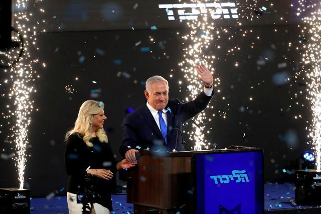 คาดเนทันยาฮูรวมเสียง ส.ส.เกินครึ่ง จ่อเป็นผู้นำตั้งรัฐบาลอิสราเอลสมัย 5