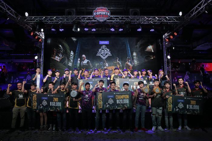 """เผยโฉม 5 ทีมชาติไทย เตรียมลุยศึกระดับโลก """"PUBG Mobile"""""""
