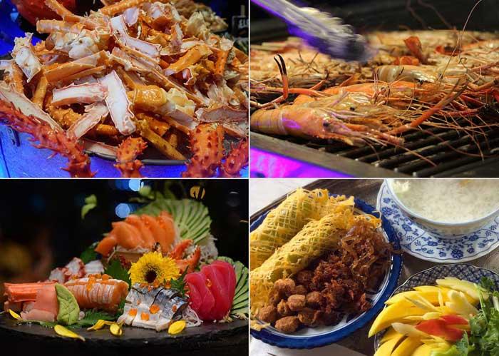 ต้อนรับเทศกาลสงกรานต์ อิ่มอร่อยเบิกบานใจ ที่โนโวเทล เพลินจิต