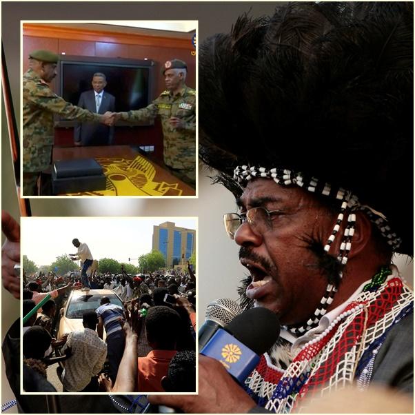 """In Pics&Clips: ยังไม่เลิก!! ผู้ประท้วงซูดานรวมตัวท้าทาย """"กฎเคอร์ฟิว"""" หลังรัฐประหาร ประกาศ """"ไม่เอาทหารปกครองประเทศ"""""""