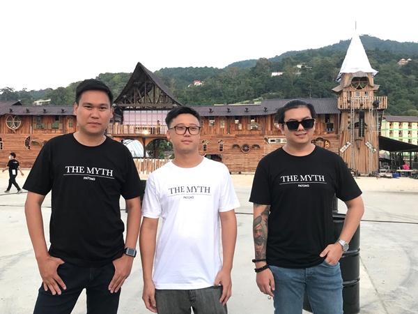 """The Myth Party Space Patong"" เปิดพื้นที่ ปาร์ตี้เปซ-คาริเบียนคลับ เริ่มงานแรก ""Songkran Patong Festival"""
