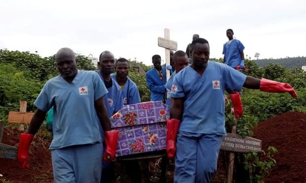 ผู้เชี่ยวชาญเร่งประชุมฉุกเฉิน ห่วงอีโบลาระบาดในคองโก