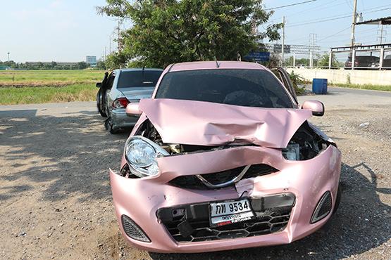คืบหน้าหนุ่มคลั่งขับรถย้อนศรบนมอเตอร์เวย์ชนเสียหาย 10 คัน