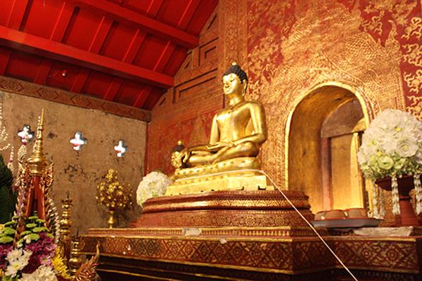 พระพุทธสิหิงค์ เชียงใหม่ 1 ใน 3 พระพุทธสิหิงค์สำคัญของเมืองไทย