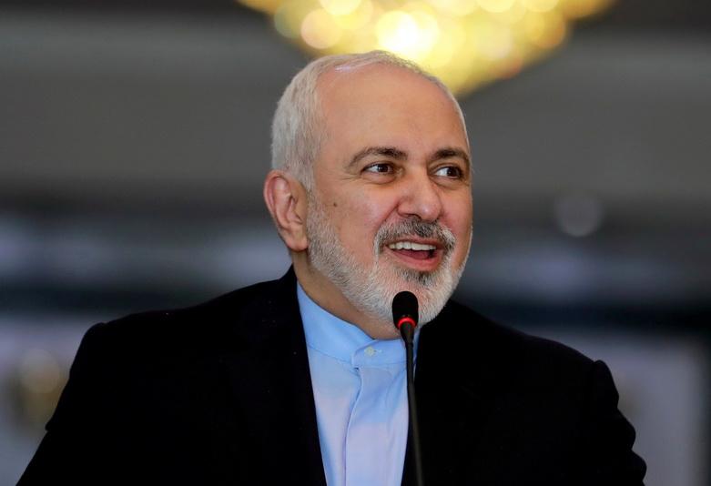 โมฮัมหมัด จาวัด ซารีฟ รัฐมนตรีกระทรวงการต่างประเทศอิหร่าน