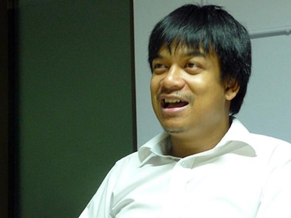 ยอดพล เทพสิทธา อาจารย์ประจำคณะนิติศาสตร์ มหาวิทยาลัยนเรศวร ภาพจากเว็บไซต์ประชาไท