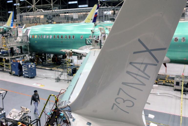 'ทรัมป์' แนะให้เปลี่ยนชื่อ 'โบอิ้ง 737 แม็กซ์' หลังโหม่งโลก 2 ครั้งติด