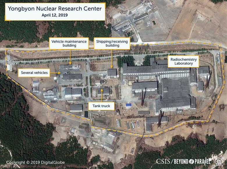 ภาพดาวเทียมชี้ 'เกาหลีเหนือ' อาจเริ่มแปรสภาพเชื้อเพลิงทำระเบิดนิวเคลียร์