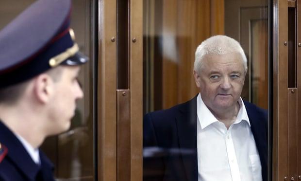 ศาลรัสเซียสั่งขังคุกชายนอร์เวย์ 14 ปี ข้อหาเป็นสายลับ