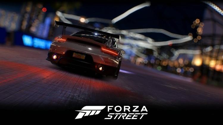"""ไมโครซอฟต์ เปิดตัว """"Forza Street"""" ซิ่งฟรีทั้งมือถือและพีซี"""