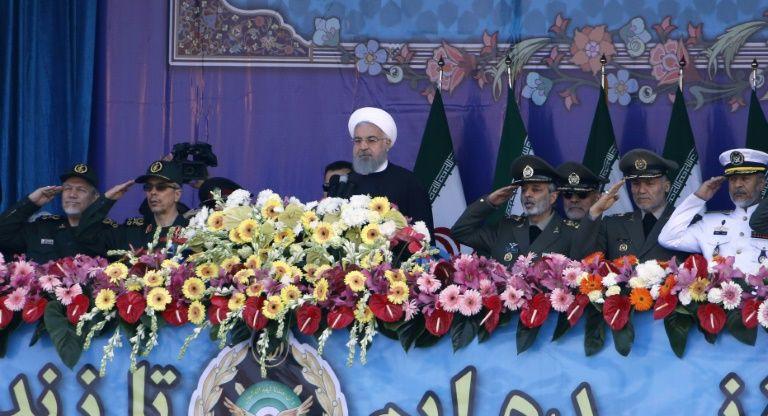 """ผู้นำอิหร่านปลุกระดมรัฐตะวันออกกลางร่วมแรงขับไล่ """"ไซออนิสต์"""""""